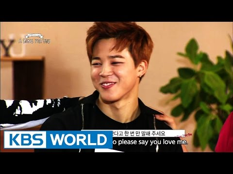 Global Request Show : A Song For You 3 - Ep.12 with BTS