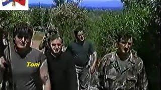 Hervatsko Rata Hero from Kosova Komandant TONI- Domovinski Rat Gospić proljeća-ljeto 93 ZNG-RH