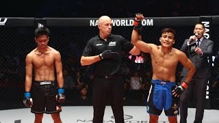 CHAN ROTHANA VS RAMON GONZALES  ONE FC 25 Age Of Champions 13th Mar 2015 HD