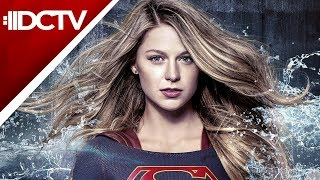 #DCTV: Swamp Thing New Series + Supergirl's Top Moments of S3