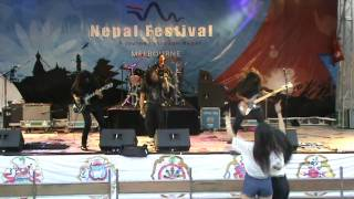 Aath Din-The Shadows 'Nepal' at Nepal Festival 2010
