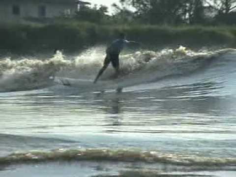 Surfing Benak Batang Lupar [Sri Aman]
