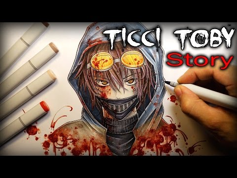 Ticci Toby: STORY - Drawing +