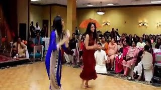 Mehndi Mujra Party.. Rao Sajid Wedding Mehndi Night