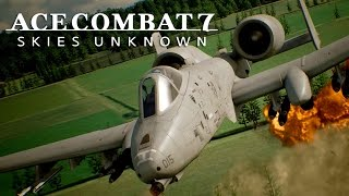 Ace Combat 7: Skies Unknown - E3 2017 Exclusive Trailer