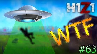 ONE IN A MILLION BUG (0.00001%) | H1Z1 KOTK - WTF Moments Ep. 62