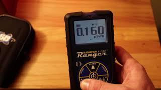 Ranger Geiger counter review
