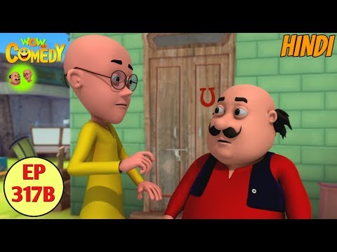 Motu Patlu | Cartoon in Hindi | 3D Animated Cartoon Series for Kids | Khazana Khazana