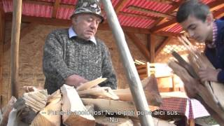 Coacerea pâinii - Meșteșuguri Tradiționale din Secuime