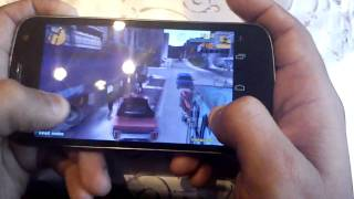 Grand theft auto 3  samsung galaxy nexus (KILLING SPREE)