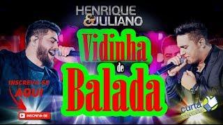 DVD HENRIQUE E JULIANO ( VIDINHA DE BALADA )