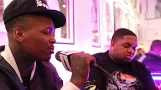 YG Explains Why He Hates