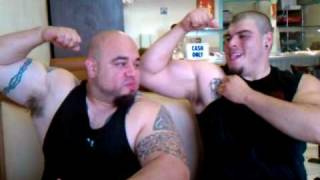 Decoding Jesus gay  muscle worship comedy video!