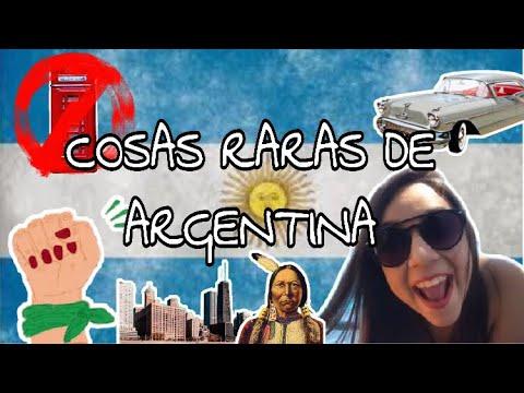 Xxx Mp4 15 COSAS RARAS DE ARGENTINA Y Una Más 🇦🇷 3gp Sex