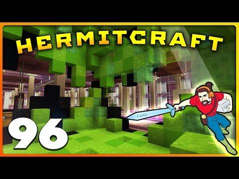 HermitCraft 4 Ep 96 HERMITRON FRENZY Minecraft Vanilla 1.12