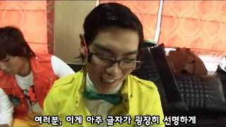 Big Bang & 2NE1 -Lollipop Behind THE SCENES (Full Version) [HQ ENG SUBBED]
