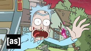 Inside 'The Rickshank Redemption' | Rick and Morty | Adult Swim