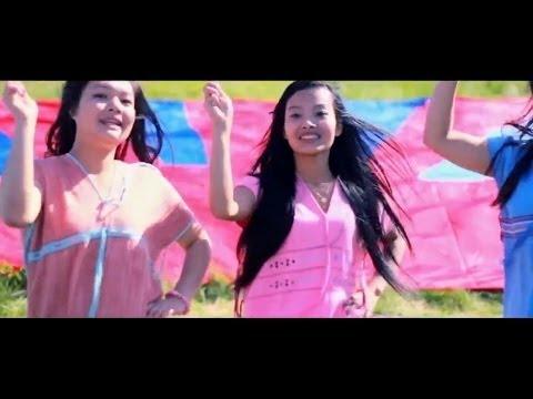 Karen New Year Song Music Video 2013 BLUE