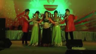 Radha Kulkarni performing in Third Bell Entertainment Event