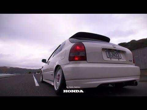 Honda Civic VTEC Turbo Compilation