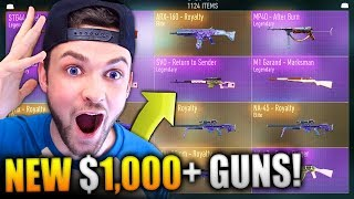 MORE GUNS FROM MY $1000+ GUN COLLECTION!!