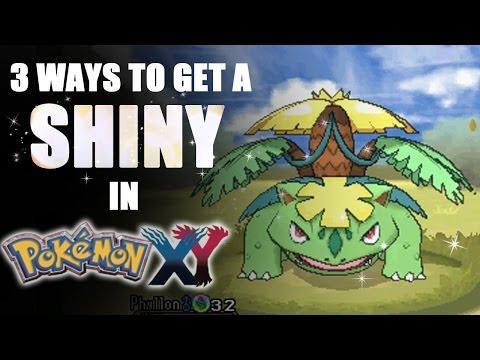 3 Ways to Get a Shiny Pokémon in X & Y - Tamashii Hiroka