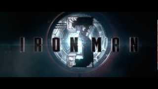 IRON MAN 3 - Bande-annonce Teaser officielle en HD VF - EXCLU Marvel