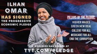Progressive Pledge Goes To Congress