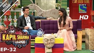 The Kapil Sharma Show-दी कपिल शर्मा शो- Episode-32-Team Mohenjo Daro in Kapil's Show–7th August 2016