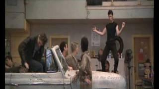 John Travolta: Greased Lightning (Pink Pussy Wagon Remix)