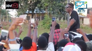 A must watch video, Shatta Wale now a Rev. Minister