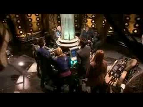 Doctor Who Journey's End -  Return of the Earth