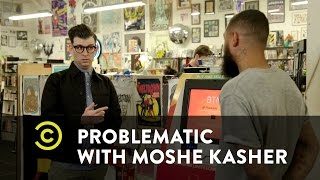 Problematic with Moshe Kasher - Staking Out a Bitcoin ATM