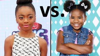 Skai Jackson vs. Trinitee Stokes