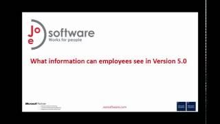 Penny 5.0 - What Informaiton Can Employees See in Version 5 0