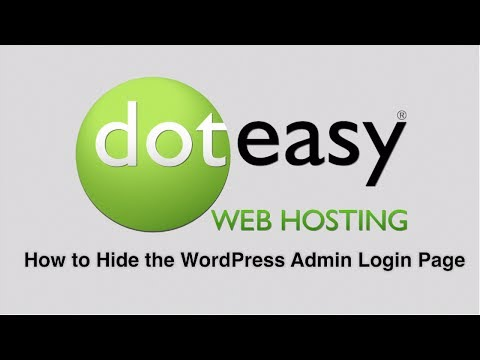 How to Hide the WordPress Admin Login Page