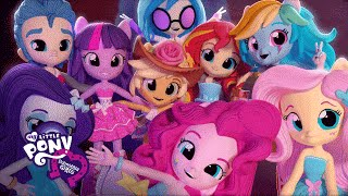 MLP: Equestria Girls Minis - 'Dance Off' Original Short