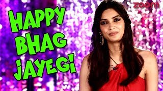 Diana Penty On Happy Bhag Jayegi, Action Sequence In Her Next & More | Diwali Beats