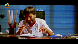 Dhanush Best Performance Ever | Dhanush Ends Life | 3 Telugu Movie Climax Scene | Shruti
