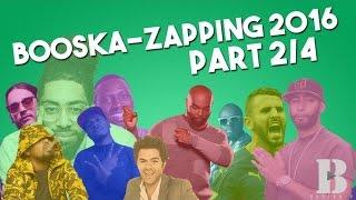Booska-Zapping 2/4 : le meilleur de 2016 avec Soprano, Damso, Kery James, Thomas Ngijol, Brahimi...