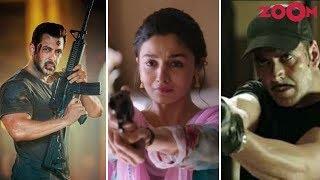 Top 5 Spy Films In Bollywood   Raazi   Tiger Franchise   Bang Bang   D-Day   Madras Cafe   Baby