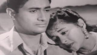 Jeevan Ke Safar Me Raahi - Lata Mangeshkar, Dev Anand, Nalini Jaywant, Munimji Song