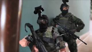 GIJOE: Delta Force (Stop Motion)