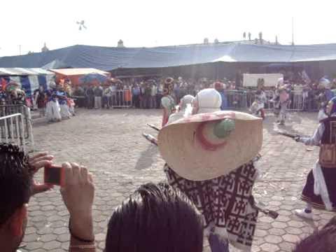 CARNAVAL DE HUEJOTZINGO 2011 GUERRITAS 3 5