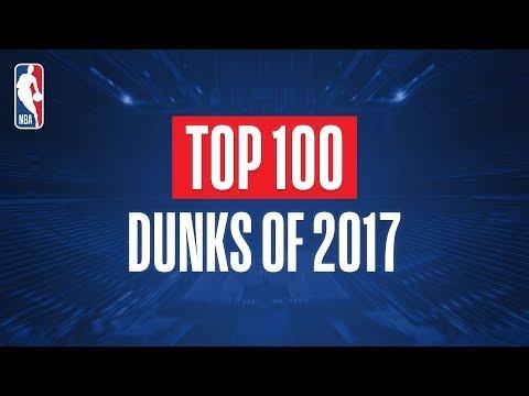 Xxx Mp4 Top 100 Dunks From 2017 3gp Sex