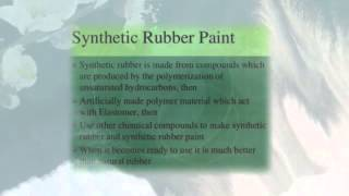Rubber Paint Uses Types and Benefits