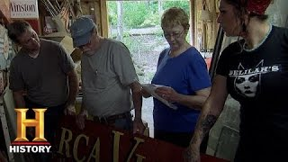 American Pickers: Every Picker's Paradise   History