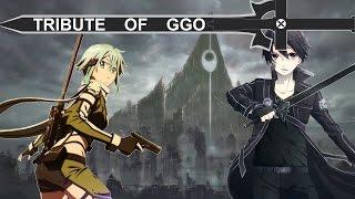 【MAD】 Sword Art Online II Tribute of GGO - Gladius