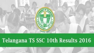 Telangana TS SSC Results 2016 @Bsetelangana.org: Manabadi.co.in