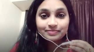 A short cover of kannullo unnavu by Manjari